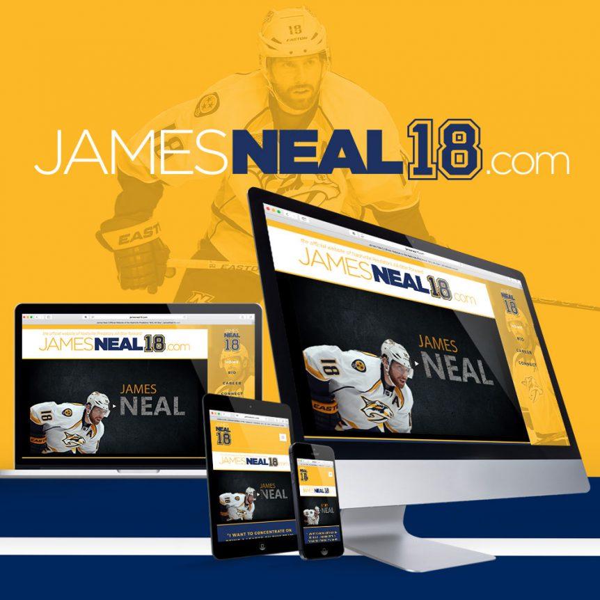 JamesNeal18.com